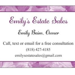 Emily's Estate Sales Logo