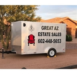 Great AZ Estate Sales Logo