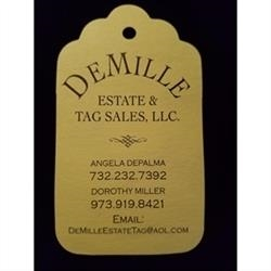 DeMille Estate & Tag Sales, LLC Logo