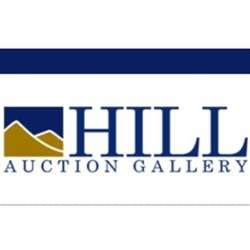 Hill Auction Gallery Logo