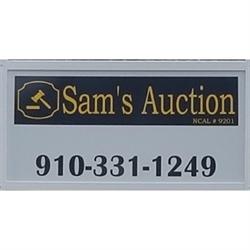 Sam's Auction Logo