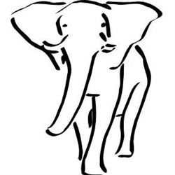 White Elephant Estate Sales Logo
