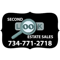 Second Look Estate Sales Logo