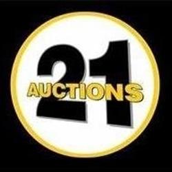21 Auctions Logo