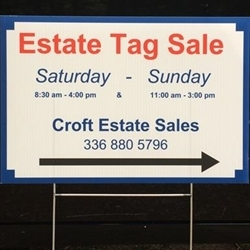 Croft Estate Sales