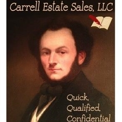 Carrell Estate Sales, LLC Logo