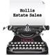 Hollis Estate Sales Logo