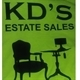 Kd's Estate Sale Logo