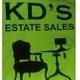 Kd's Estate Sale Logo