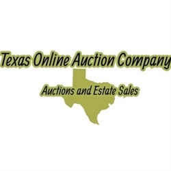 Texas Online Auction and Estate Sale Company Logo