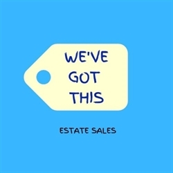We've Got This: Estate Sales Logo