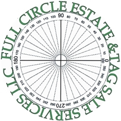 Full Circle Estate & Tag Sale Services LLC Logo