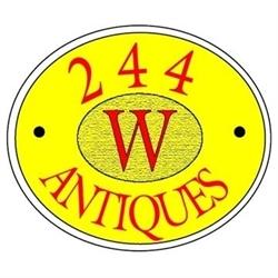 244 Antiques Logo