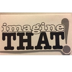 Imagine That! Estate Sales Logo