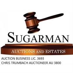 Sugarman Auctions and Estates Logo