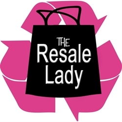 The Resale Lady Estate Sale Services Logo