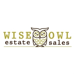Wise Owl Estate Sales LLC Logo