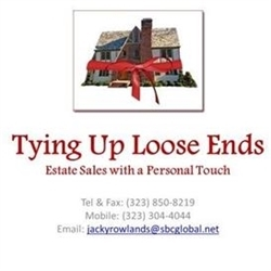 Tying Up Loose Ends Logo