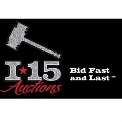 I-15 Auctions Logo