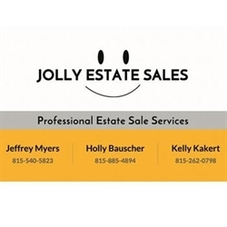 Jolly Estate Sales Logo