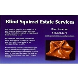 Blind Squirrel Estate Services