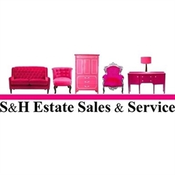 S&h Estate Sales & Service, LLC Logo