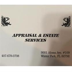 Appraisal & Estate Services LLC Logo