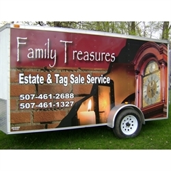 Family Treasures Estate & Tag Sales, LLC Logo