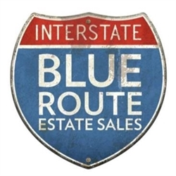 Blue Route Sales Logo