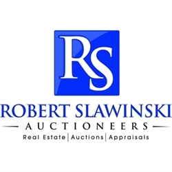 Robert Slawinski Auctioneers Logo