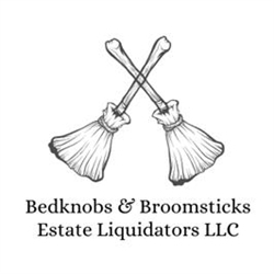 Bedknobs & Broomsticks Estate Liquidators LLC Logo