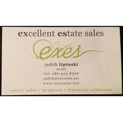 Excellent Estate Sales Logo