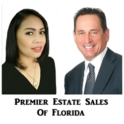 Premier Estate Sales Of Florida Logo