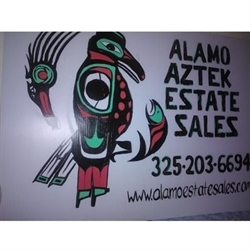 Alamo Aztek Estate Sales Central Texas