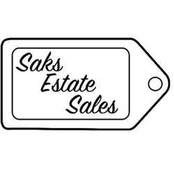 Saks Estate Sales Logo