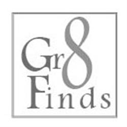 Gr8 Finds Logo