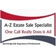 A-Z Estate Sale Specialists Logo