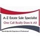 A-Z Estate Sale Specialists Logo