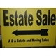A & A Estate And Moving Sales Logo