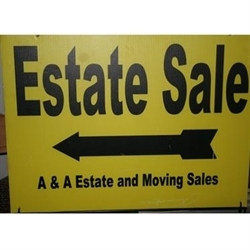 A & A Estate And Moving Sales