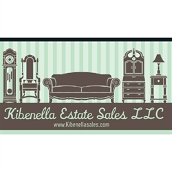 Kibenella Estate Sales LLC Logo