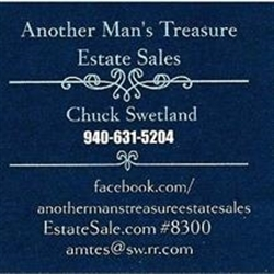 Another Man's Treasure Estate Sales Logo