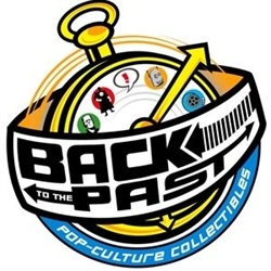 Back To The Past Collectibles Logo