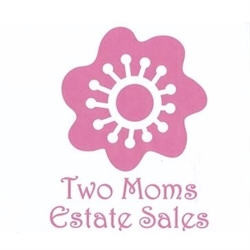 Two Moms Estate Sales Logo