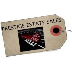 Prestige Estate Sales Logo