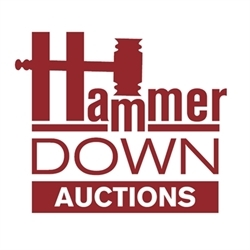 Hammerdown Auctions And Estate Sales - Internet And Live! Logo