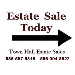 Town Hall Estate Sales Logo