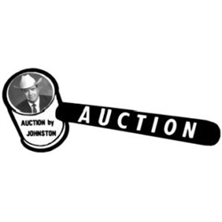 James L. Johnston Auction Logo
