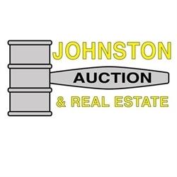 James L. Johnston Auction Logo