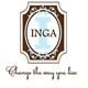 Organizing By Inga / Estate Sale Logo